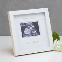 Bambino - It's a boy - Scan Frame